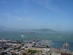 Alcatraz / Fishermens Wharf