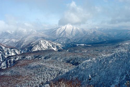 北海道 大雪山