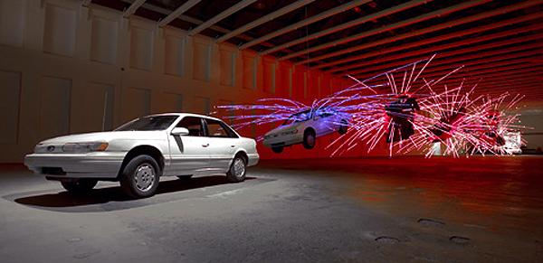 Exploding Cars 1