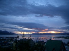 Ushuaia - 07 - Sunrise