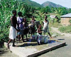 Haitian Well