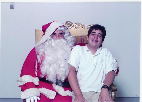 Santa 2005 - billy