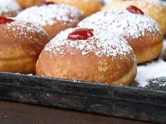 Classic Sufganiot (Chanuka Donuts)