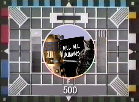 D&B test card