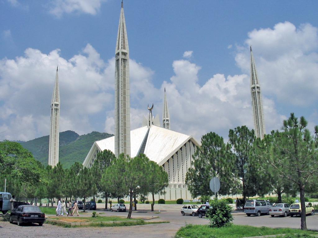Faisal Shah Mosque Islamabad Pakistan Page 2