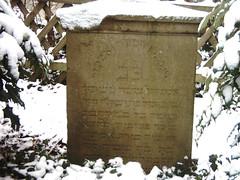 Hattingen jewish cemetery