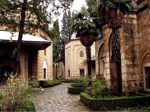 Ottoman Sultans Tombs (Muradiye)