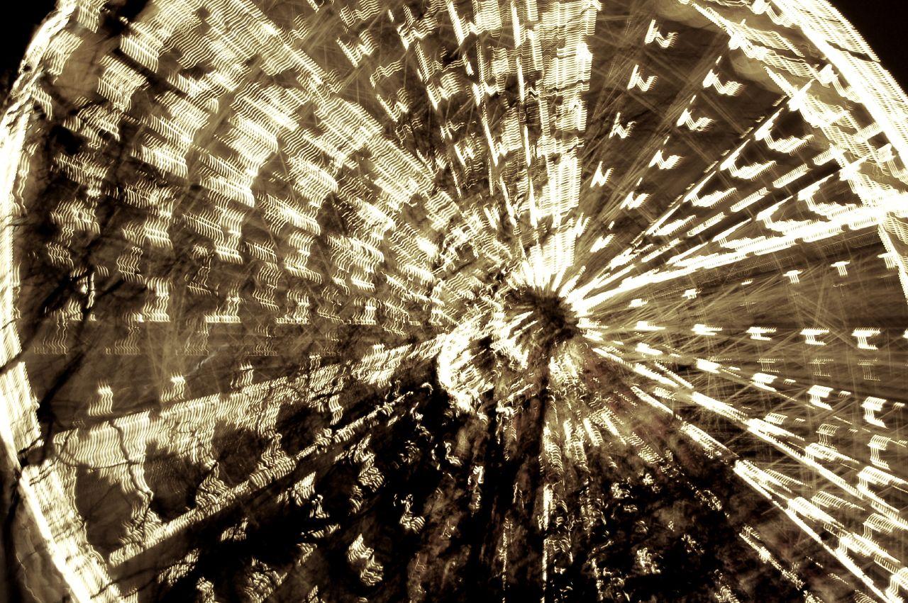 spinning foto copyright Veerle Vercauteren
