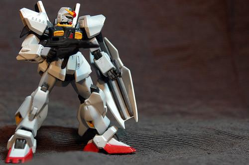 Gundam UltimateOperation Plus Vol.02 RX-178 Gundam Mk-II