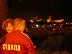 Siena to Canada