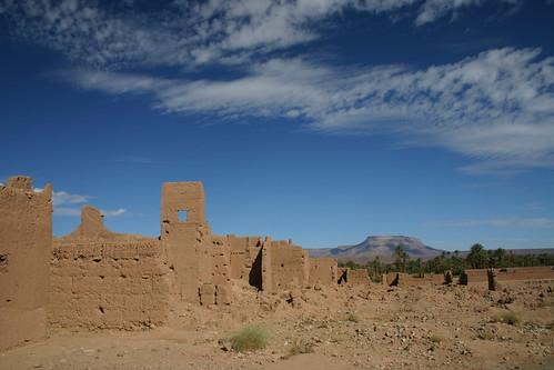 Kasbah, Vallee du Draaa, 2005