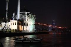 Ortaköy Camii, Fatih Bridge over Bosphorus