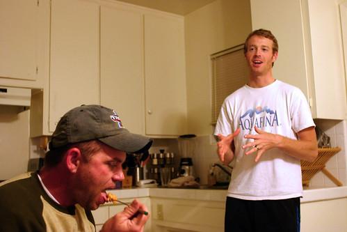 Dan and Craig