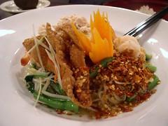 Typhoon drunken noodles