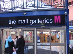The Mall Galleries, Bryste