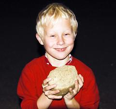 Julian with Rock