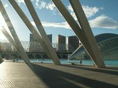 Ciudad de las Artes y las Ciencias. Valencia
