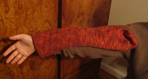 sock sleeve
