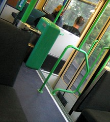 Tram interior (sans flash)