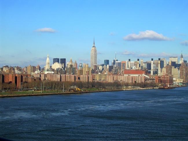 Manhattan Betwixt the Blues