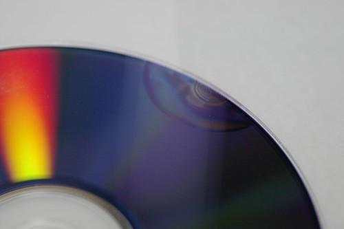 broken dvd-r