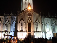 St. Paul's Cathedral in Kolkata