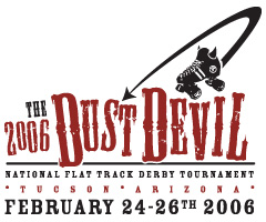 2006 Dust Devil Logo