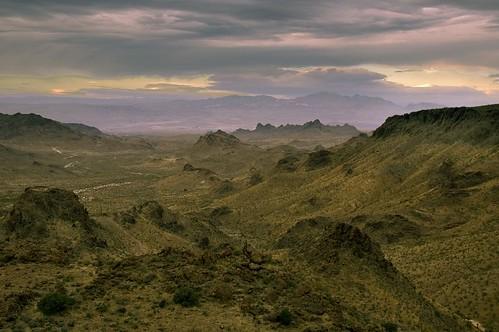 Mojave Mountains