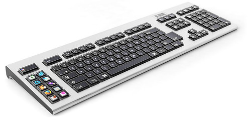 Optimus LED Keyboard