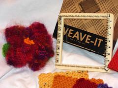 Weave-It & flower