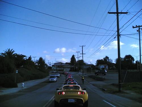 A long line of Elises
