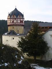 IMG_8773 Zwinger und roter Turm auf Schloss Burgk