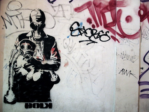 Coolest Graffitti Ever, Prague