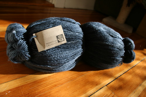 Yarn for Jason's Sweater