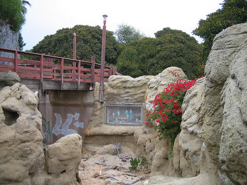 Marineland Of The Pacific Palos Verdes Ca Abandoned