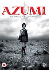 Azumi: histrionismo y katanas