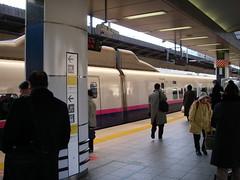 東京駅しゅっぱつ!