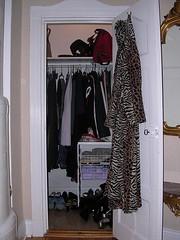 Garderob 2 liten