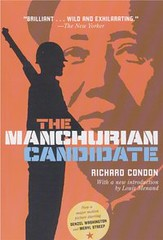 The Manchurian Candidate book
