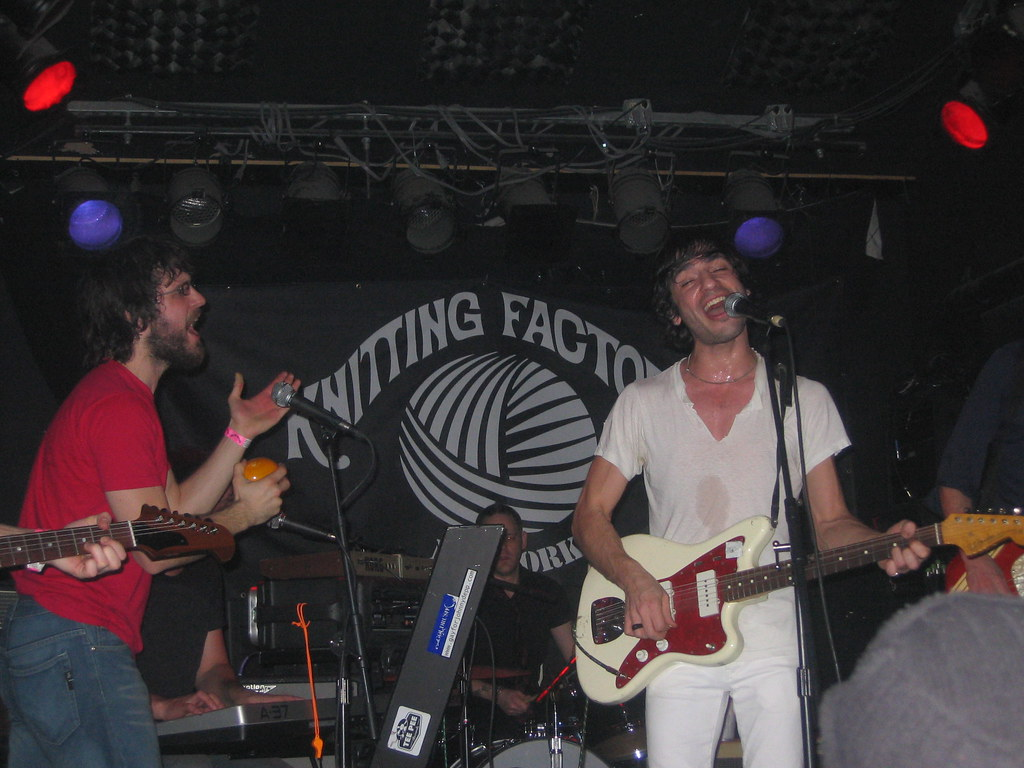 Hopewell @ Knitting Factory