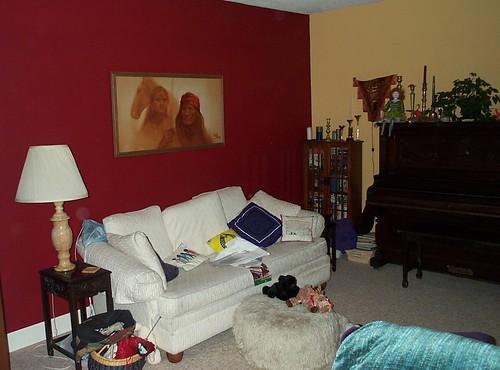 Living Room, Left