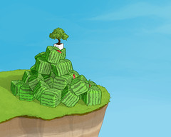 melon_mountain_by_headvoid