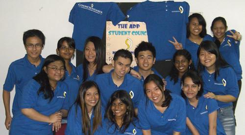 studentcouncilSPRING2005