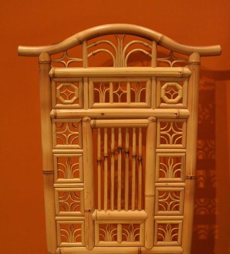 顏水龍先生設計的椅子