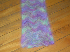 Maria, scarf for niece
