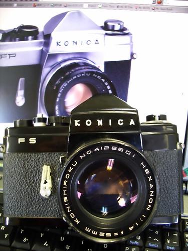"""KONICA FS #01"""