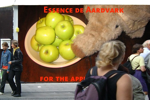 For the apple of your I