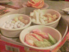 the CNY candies