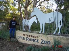 Werribee Open Range Zoo, Melbourne, Australia