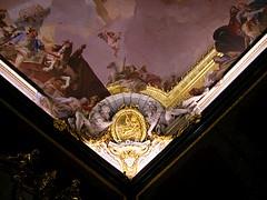 Interior del museo del Palacio Real de Madrid